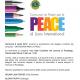 """Premiazione Concorso """"Un poster per la pace"""" - Domenica 8 aprile 2018"""