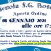 Scuola Aperta Online – Primaria S.G. Bosco
